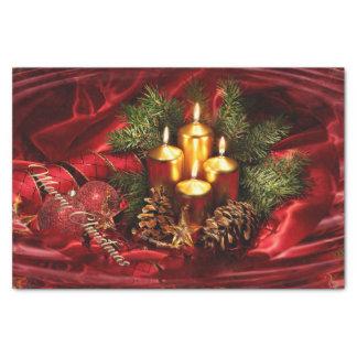 Weihnachtsserviette Seidenpapier