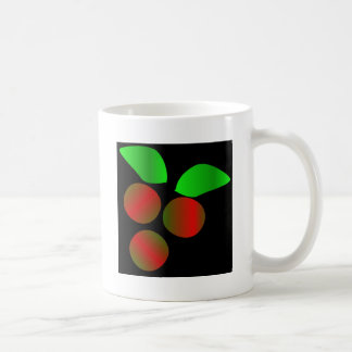 Weihnachtsstechpalme Kaffeetassen