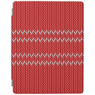 Weihnachtsstrickjacke-Muster iPad Smart Cover