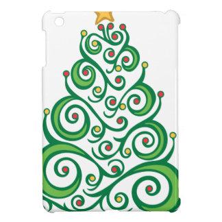 Weihnachtsstrudel-Baum iPad Mini Hülle