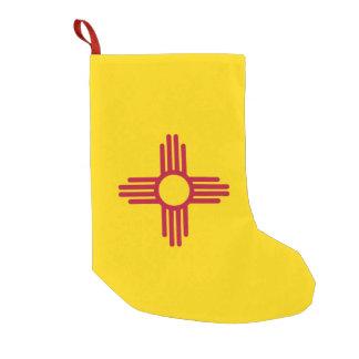 WeihnachtsStrümpfe mit Flagge von New-Mexiko