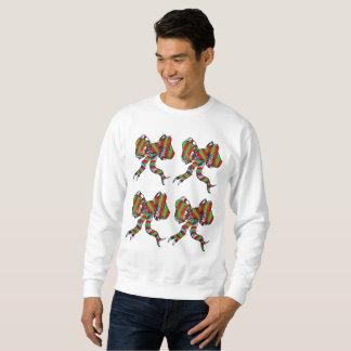 WeihnachtsSweatshirts mit Bögen Sweatshirt