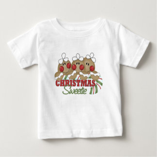 WeihnachtsSweetie Baby T-shirt