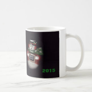 WEIHNACHTSTasse DES SNOWMAN-LEHRER-2915 Kaffeetasse