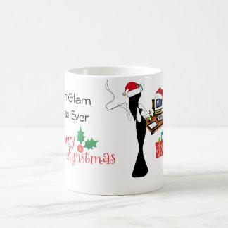 WeihnachtsTasse für Frauen-Chef Tasse