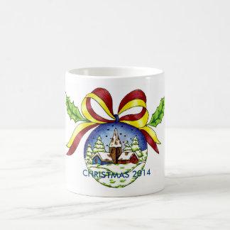 WeihnachtsTasse Kaffeetasse