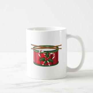 Weihnachtstrommel Kaffeetasse
