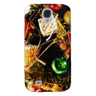 Weihnachtstrommeln Galaxy S4 Hülle