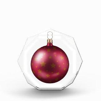 Weihnachtsverziert fröhlicher Feiertags-Baum Feier Auszeichnung