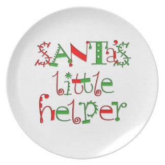 Weihnachtsverzierungen und -zusätze party teller