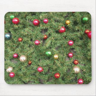 Weihnachtsverzierungs-Mausunterlage Mousepad