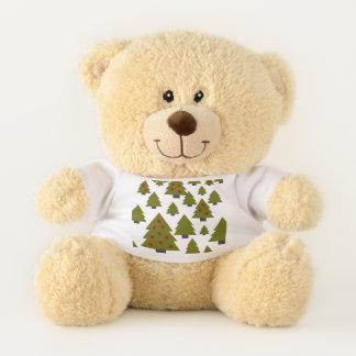 Weihnachtswald Teddybär