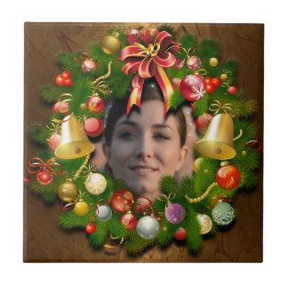 WeihnachtsWreath besonders angefertigt mit Ihrem Fliese
