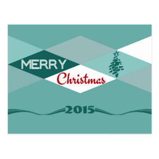 Weihnachtswünsche Postkarte