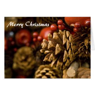 Weihnachtszeit Karte