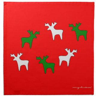 Weihnachtszeit Serviette