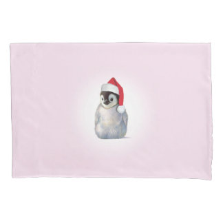 WeihnachtsZoo-Baby-Pinguin-Kissen-Kasten Kissenbezug