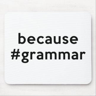 Weil Grammatik Mousepad