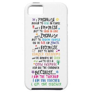 Weil ich der Lehrer bin iPhone 5 Etuis