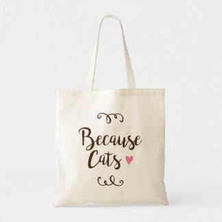 Weil Katzen-Taschen-Tasche Tragetasche