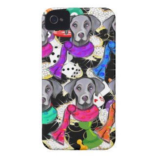 WEIMARANER BLING! iPhone 4 COVER