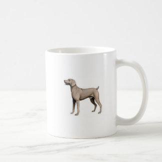 Weimaraner Kaffeetasse