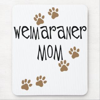 Weimaraner Mamma Mousepad