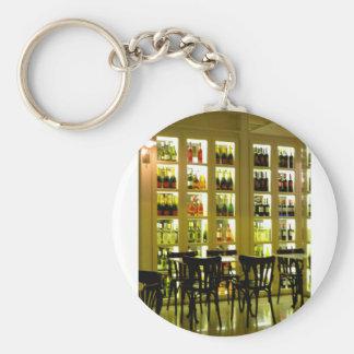 Wein-Bar Schlüsselanhänger