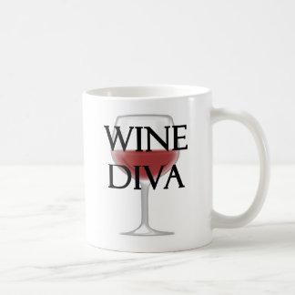 Wein-Diva Kaffeetasse