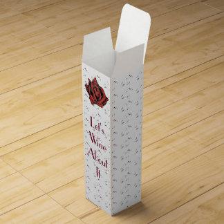 Wein-Geschenkverpackung