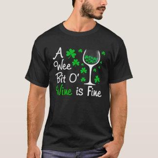 Wein ist fein T-Shirt