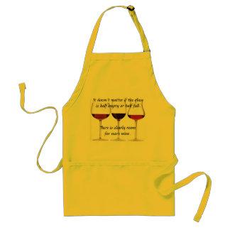 Wein-Liebhaber-Schürze