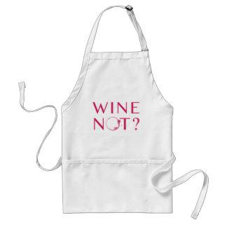 Wein-Liebhaber-Spaß des Wein-nicht | Schürze