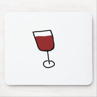 Wein Mousepad