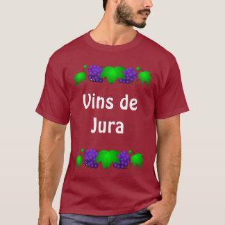 Wein-T-Shirt - Vin De Frankreich T-Shirt