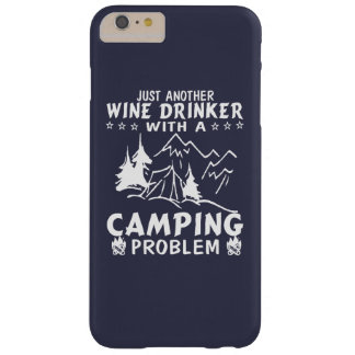 Wein u. Camping Barely There iPhone 6 Plus Hülle