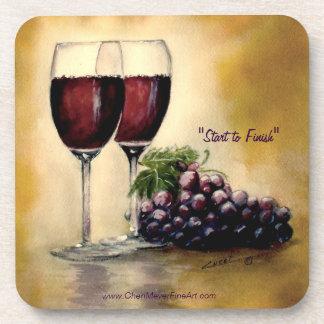 Wein-Untersetzer