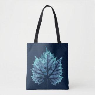 Weinblatt Herbst Tasche