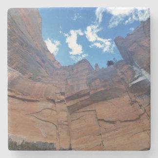 Weinender Felsen   Zion Nationalpark Steinuntersetzer