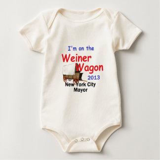 Weiner Bürgermeister 2013 Baby Strampler