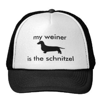Weiner Schnitzel Baseballkappen