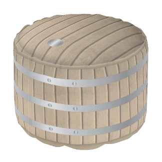 Wine barrel and steel