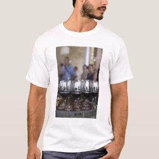 Weinkellerei Bodega Marques de Riscal, Weinprobe T-Shirt