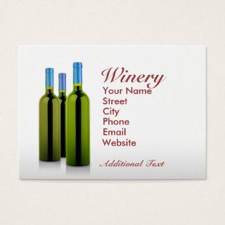Weinkellerei Visitenkarte