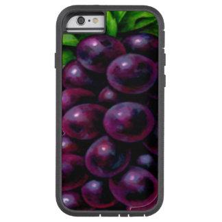 Weintrauben lila tough xtreme iPhone 6 hülle