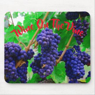Weintrauben Mousepad