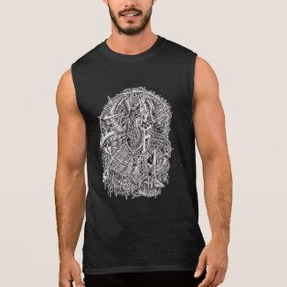 Weirdhead, durch Brian Benson Ärmelloses Shirt