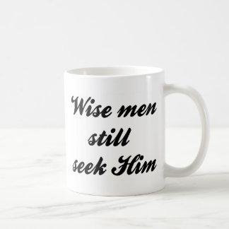 Weise Männer Tasse