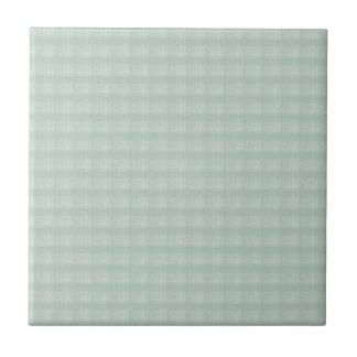 Weise silberne weiche Karo-Keramik-Fliese Fliese