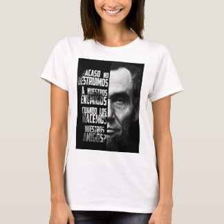 Weisheit Abraham Lincoln T-Shirt